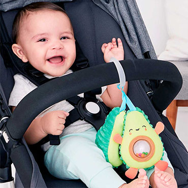 Attachable Travel Toys