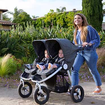 Multi-Child Strollers